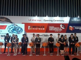 3 expos open in HCM City venue