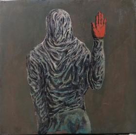 "Exhibition ""Undone"" by visual artist Nguyen Tran Nam in Hanoi"