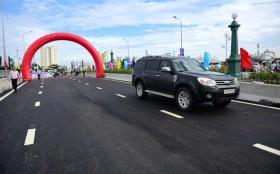 New bridge opens in HCM City's District 8