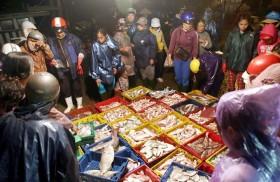 Locals compensated for fish kill