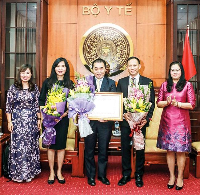 abbott vietnam blazing trails in local healthcare