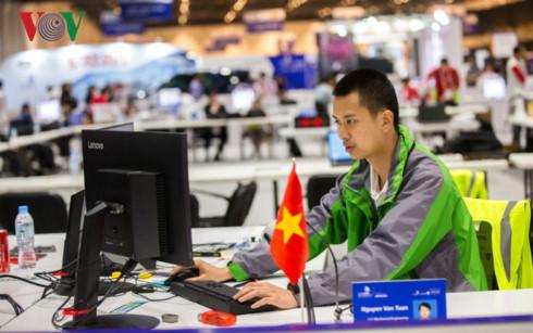 Vietnam wins bronze medal at WorldSkills 2017