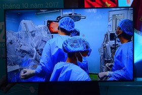 City develops use of robots to treat diseases