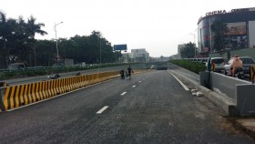 Tunnel completed ahead of APEC