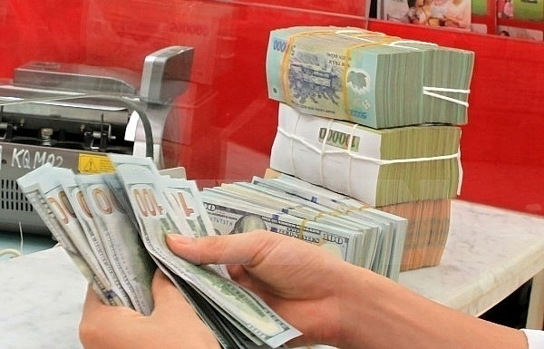 reference exchange rate down on october 1