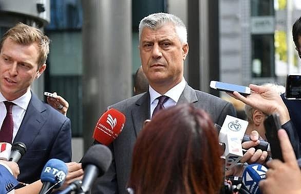 longer frozen conflict if serbia talks fail kosovo president