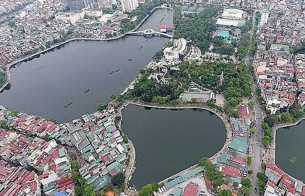 hanoi to have 25 new parks