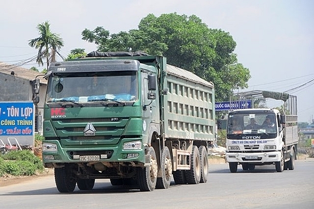 31000 overloaded vehicles refused entry to highways vec