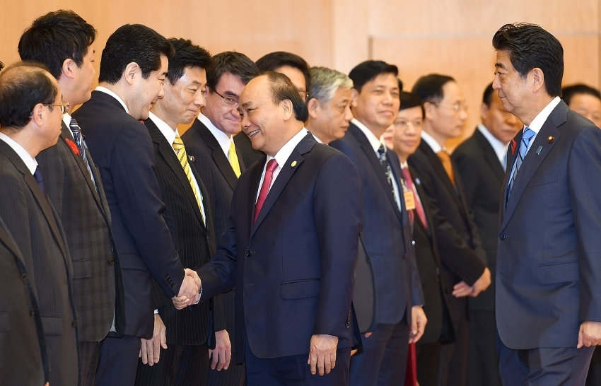 japan deals to be inked as pm visits