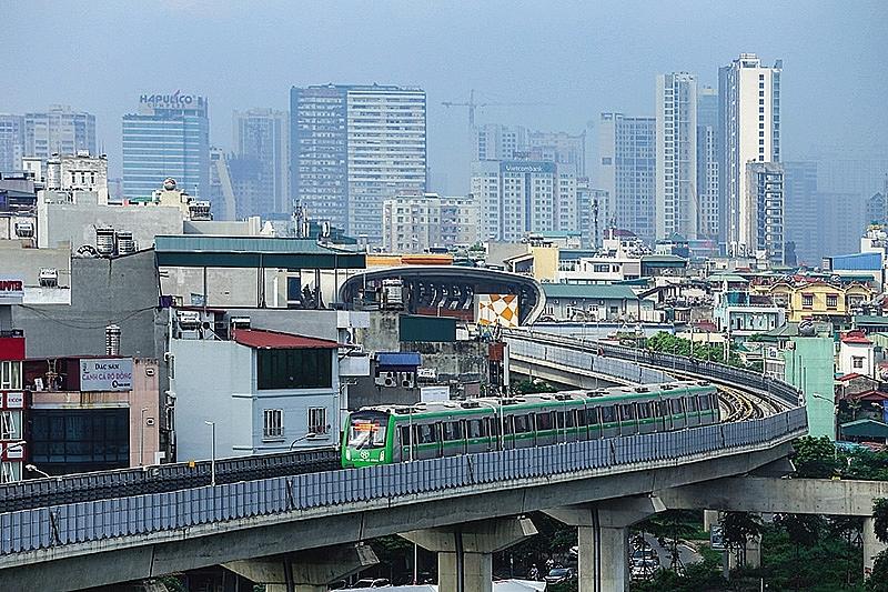 new urban railway poses new challenges to hanoi