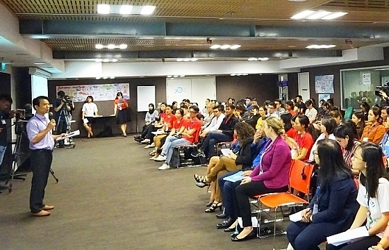 asean youngsters seek ways to end gender violence promote equality