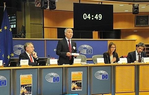 european parliament holds hearing on eu vietnam fta