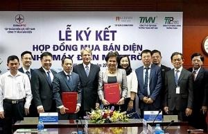 bgrim clinches vietnam solar power supply deal with evn