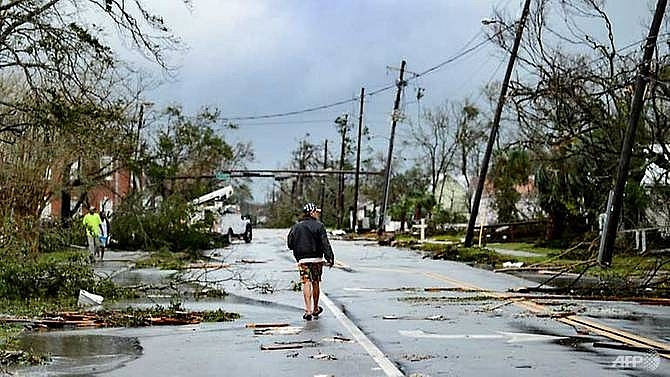 death toll from hurricane michael rises to at least six
