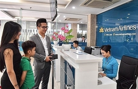 vietnam airlines launches in town check in service