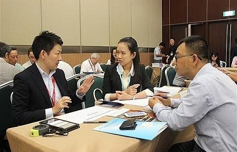 tokyo firms eye vietnam opportunities