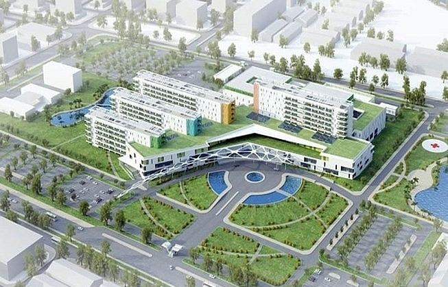 new facilities to be built at regional general hospitals in hcm city