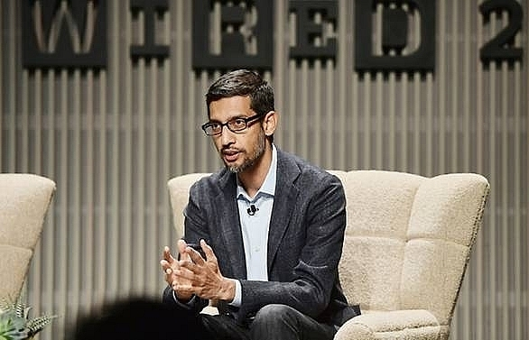 google ceo says important to explore china project
