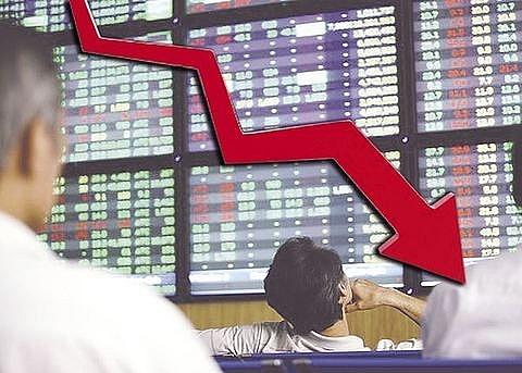 global news hits vietnam stocks hard