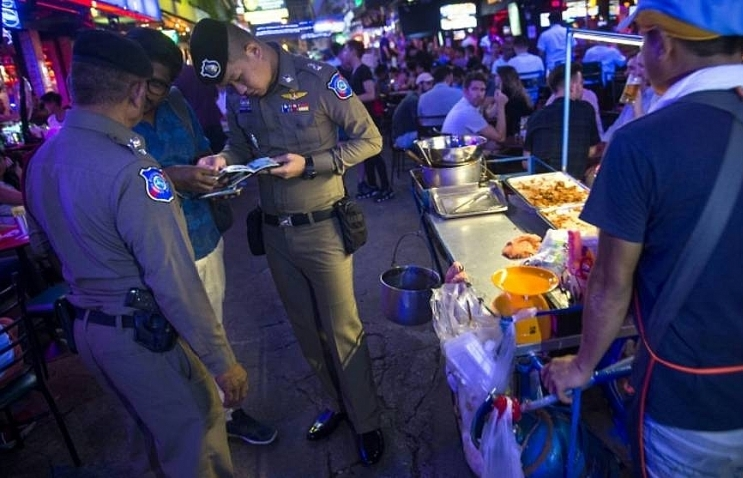 thailand immigrant crackdown eyes dark skinned people