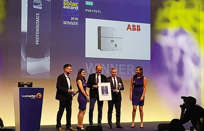 abb introduces innovative solar tech to vietnam solar energy summit 2018
