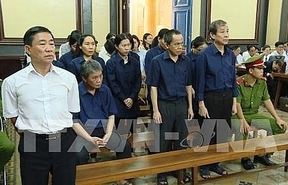 trust bank case defendants call for trial appeal