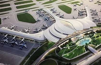 long thanh one of the most exciting airports projects cnn