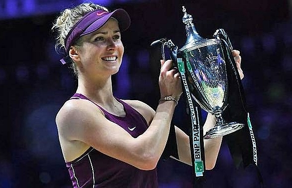 svitolina wins wta finals in singapore