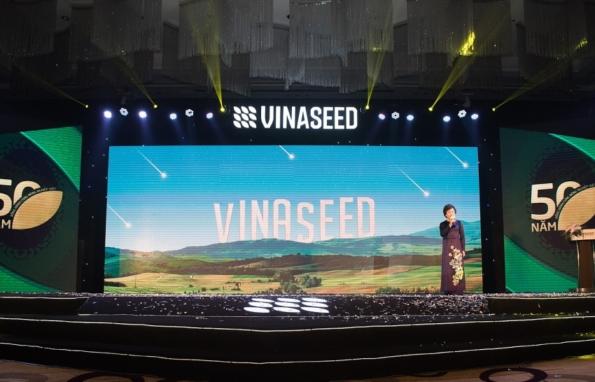 the pan groups vinaseed 50 years alongside vietnamese agriculture