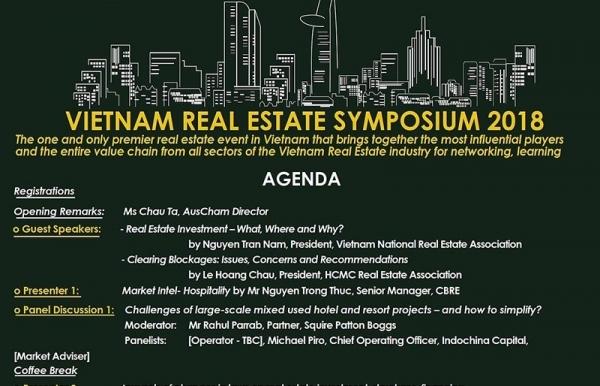 symposium 2018 set for big take off