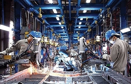 vietnams industrial production hits four year high