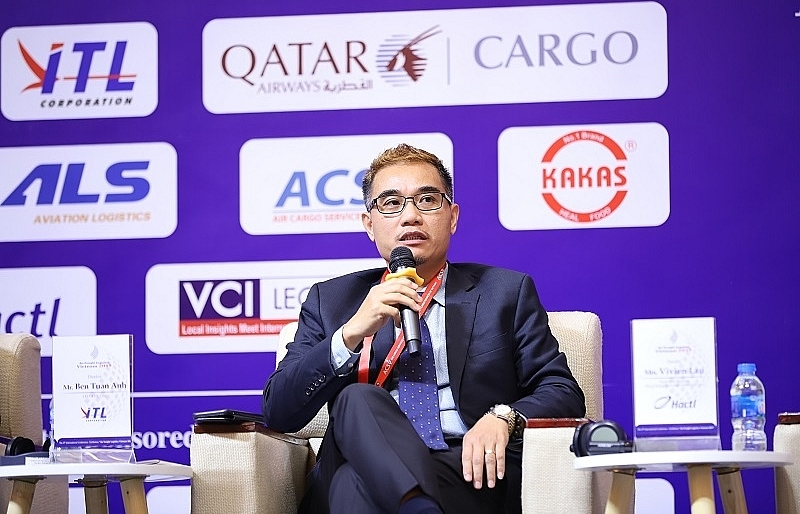 ceo of itl corporation vietnam will host two air logistics hubs of southeast asia stature