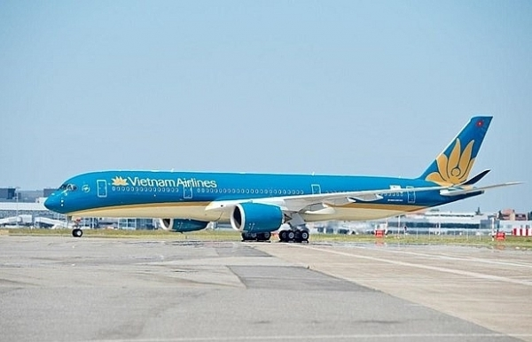 vietnam airlines to offer in flight wifi service