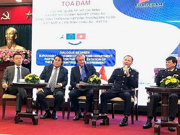 hcm city eurocham talk evfta implementation
