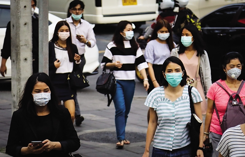 Curtailing The Air Threat For Humans