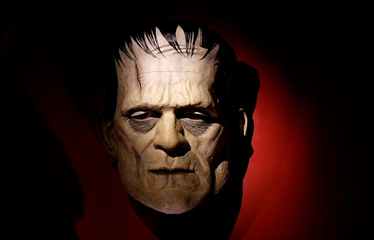 museum explores spooky science behind frankenstein the mummy