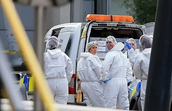terror probe after mass stabbing at manchester shopping centre