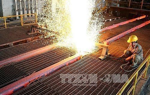 vietnamese japanese steel makers seek long term cooperation