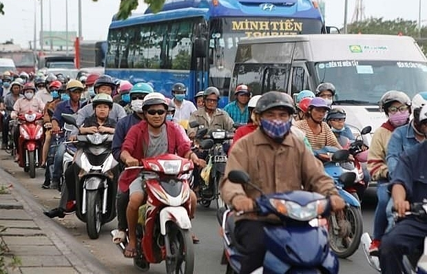 hcm city most populous in vietnam official