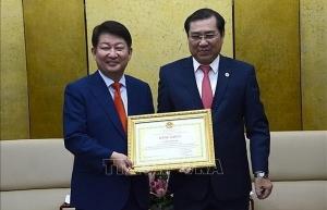 da nang hopes for stronger partnership with roks daegu city