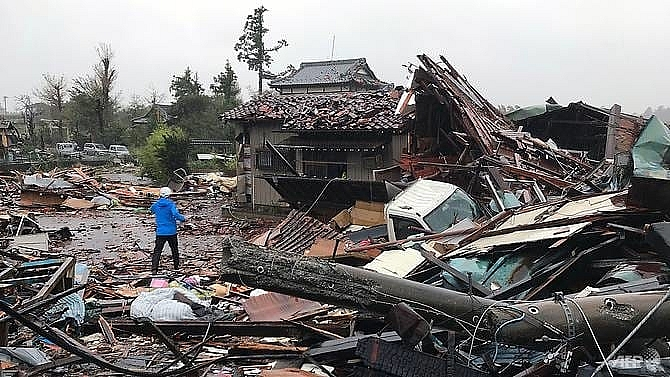 typhoon hagibis kills at least 11 in japan as rescue efforts intensify