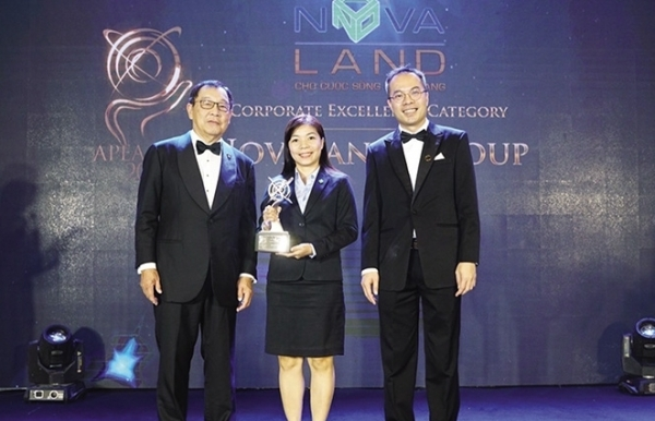 novaland scoops another award at apea 2019 event
