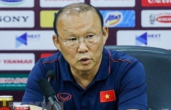 coach park confident of vietnams win against indonesia