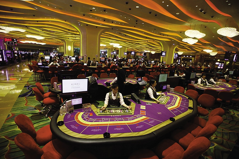 raising the stakes for casinos