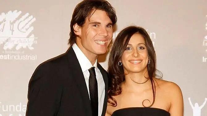 tennis star rafael nadal marries partner of 14 years