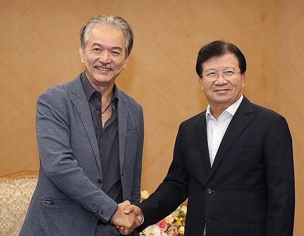 vietnam singapore expand cooperation in logistics