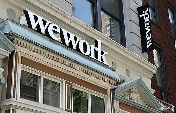 softbank in talks to take control of wework