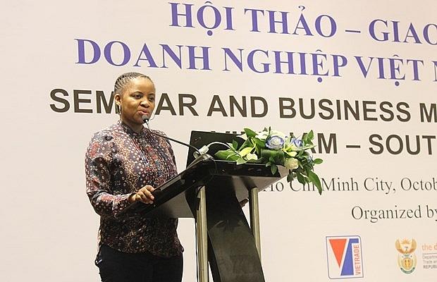 south african businesses seek partnership in vietnam