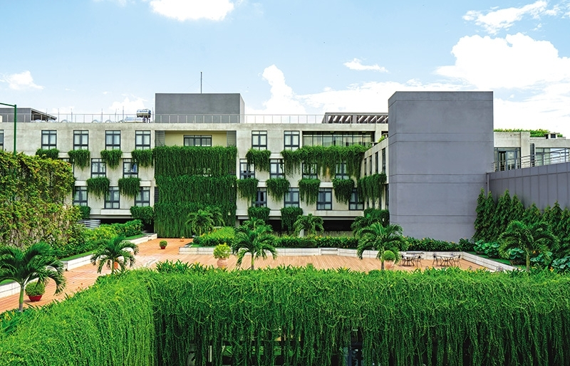 becamex hotels go green