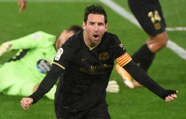 messi and fati inspire 10 man barca to victory over celta
